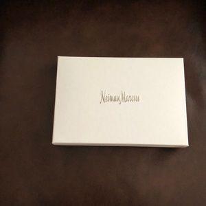 Neiman Marcus gift box.